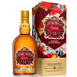 Chivas Regal EXTRA Blended Scotch OLOROSO SHERRY CASKS Whisky 13yo 0,7L