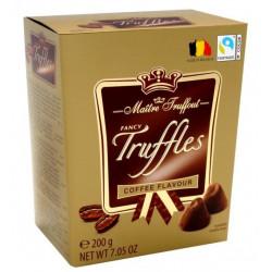 Maitre Truffout - bonboniéra s kávovou náplní 200g
