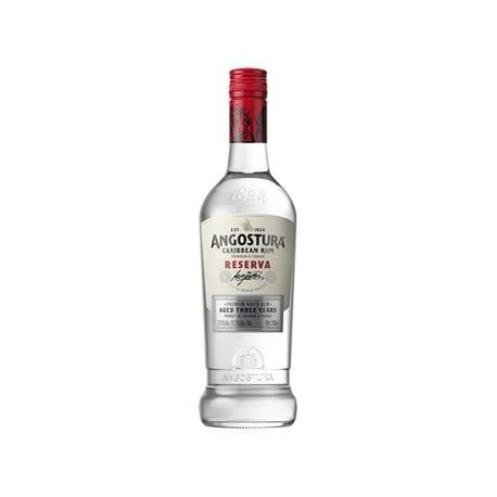 Angostura Carribean Reserva White Rum 3 roky 1L