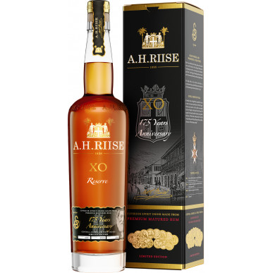 A.H. Riise XO Reserve 175 Years Anniversary Edition Rum 0,7L