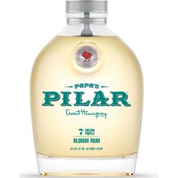 Papa's Pilar 7 Solera Profile BLONDE RUM 0,7L