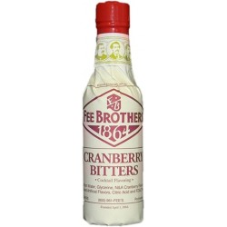 Fee Brothers Cranberry Bitters 0,15L