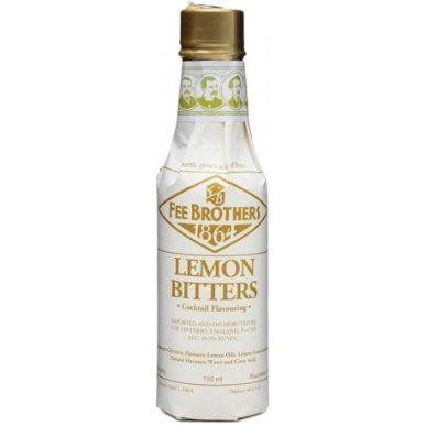 Fee Brothers Lemon Bitters 0,15L