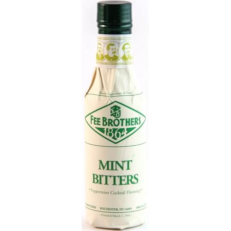 Fee Brothers Mint Bitters 0,15L