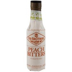 Fee Brothers Peach Bitters 0,15L