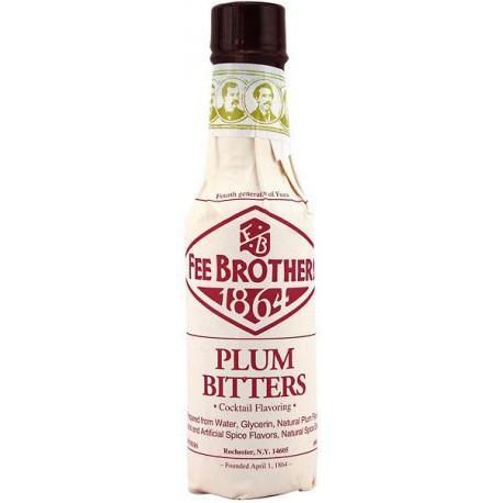 Fee Brothers Plum Bitters 0,15L