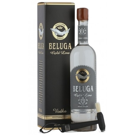 Beluga Gold Line Noble Russian Vodka 0,7L