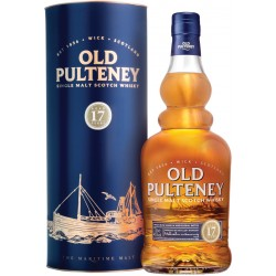 Old Pulteney Whisky 17 let 0,7L