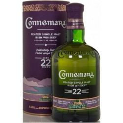 Connemara Whiskey 22 let 0,7L