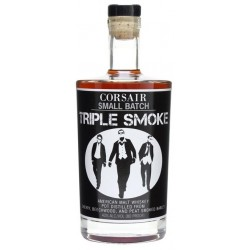 Corsair Triple Smoke Single Malt Whiskey 0,75L