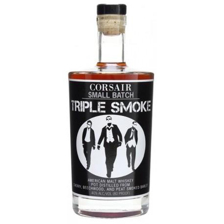 Corsair Triple Smoke Single Malt Whiskey 0,75L
