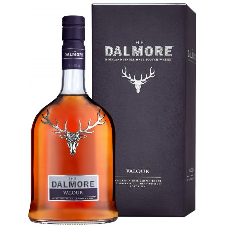 Dalmore Valour Whisky 1L