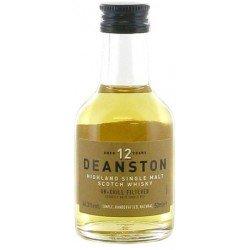 Deanston Whisky 12 let 0,05L