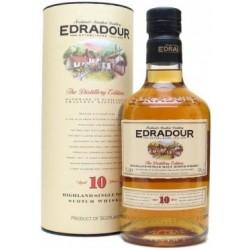 Edradour Whisky 10 let 0,7L
