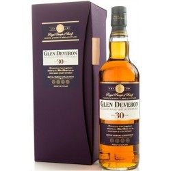 Glen Deveron Whisky 30 let 0,7L