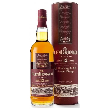 GlenDronach Original Whisky 12 let 1L