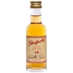 Glenfarclas Whisky 10 let 0,05L