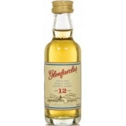 Glenfarclas Whisky 12 let 0,05L