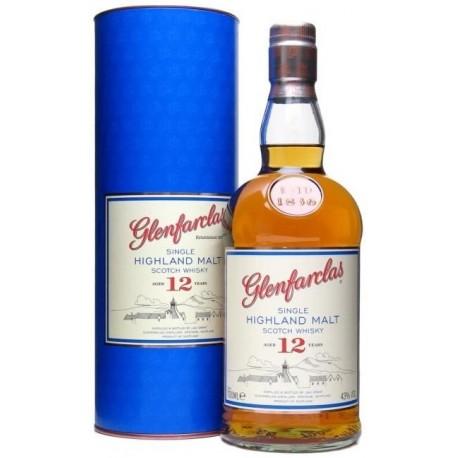 Glenfarclas Whisky 12 let 1L