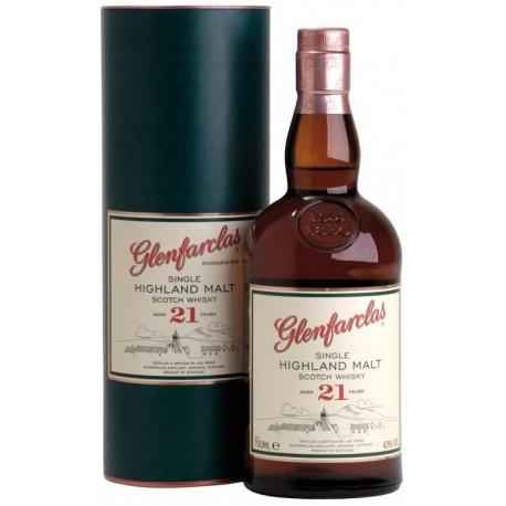 Glenfarclas Whisky 21 let 0,7L