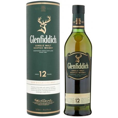 Glenfiddich Malt Whisky 12 let 0,5L