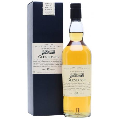 Glenlossie Flora & Fauna Whisky 10 let 0,7L