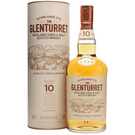 Glenturret Whisky 10 let 0,7L