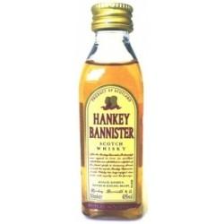 Hankey Bannister Whisky 0,05L