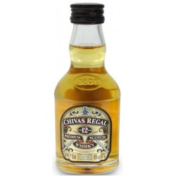 Chivas Regal Whisky 12 let 0,05L