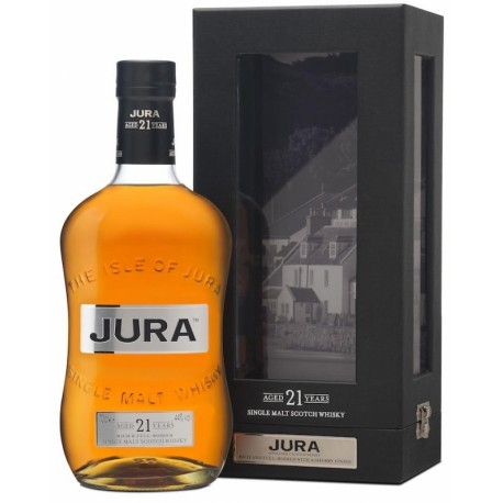 Isle of Jura Whisky 21 let 0,7L