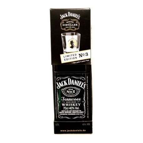 Jack Daniel's Master Distiller Series No. 3 Whiskey 0,7L