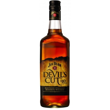 Jim Beam Devil's Cut Whiskey 0,7L