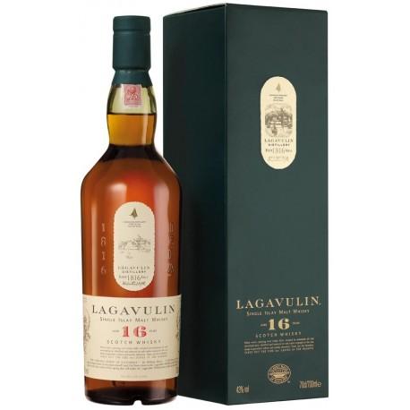 Lagavulin 16 let Whisky 0,7L