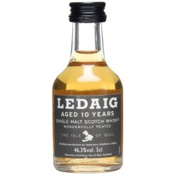 Ledaig Peated Whisky 10 let 0,05L