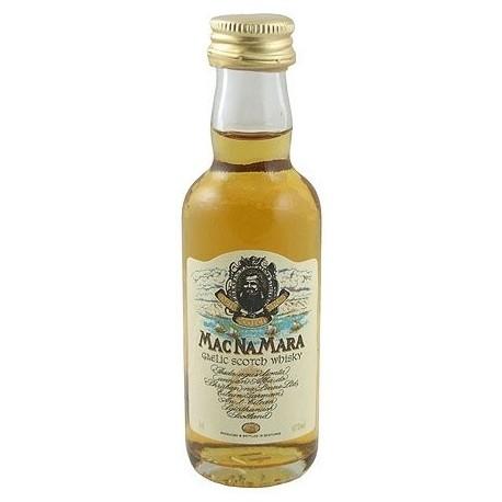 MacNaMara Gaelic Scotch Whisky 0,05L