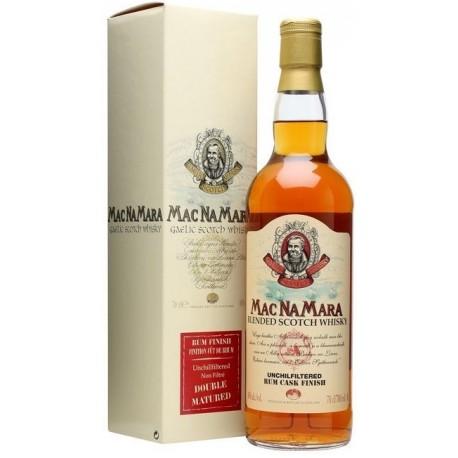 Macnamara Rum Finish Whisky 0,7L