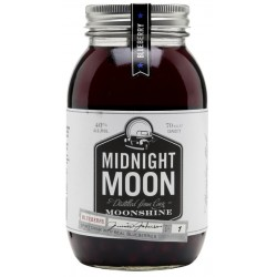 Midnight Moon Moonshine Blueberry Whisky 0,35L