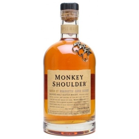 Monkey Shoulder Blended Malt Whisky 0,7L