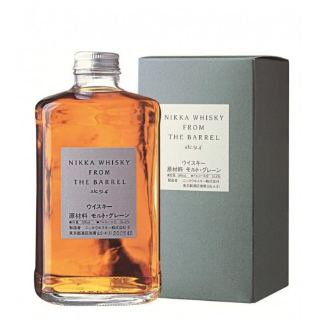 Nikka From The Barrel Whisky 0,5L