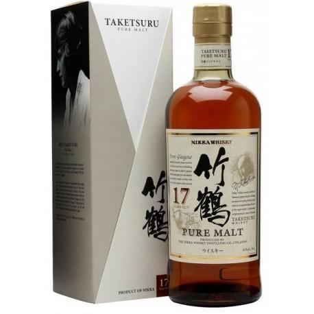 Nikka Taketsuru Blended Malt Whisky 17 let 0,7L