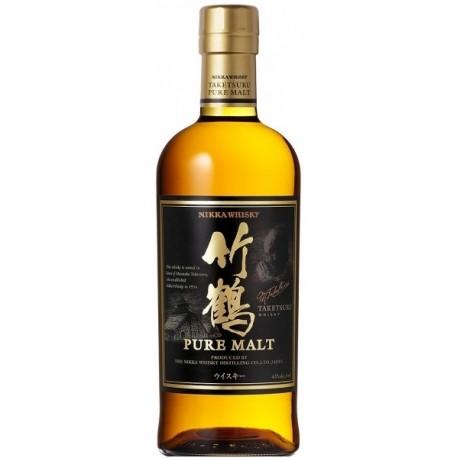 Nikka Taketsuru Pure Malt Whisky 0,7L