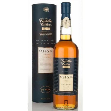 Oban Distillers Edition 2000/2015 Montilla Fino Cask Finish Whisky 0,7L