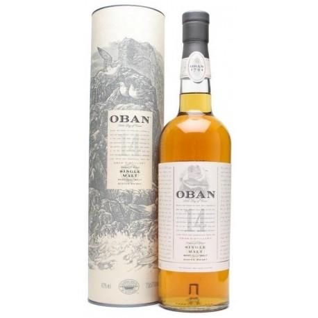 Oban Single Malt Whisky 14 let 0,7L