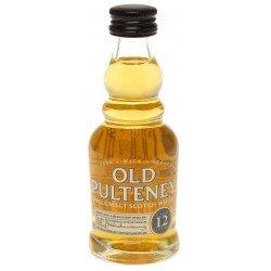 Old Pulteney Whisky 12 let 0,05L