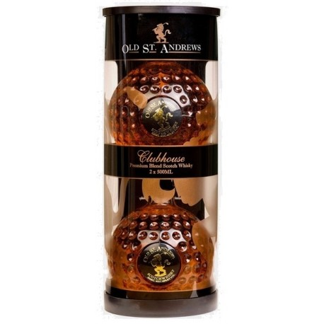 Old St. Andrews Clubhouse Duopack Whisky 2x0,5L
