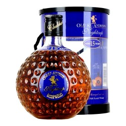 Old St. Andrews Fireside Whisky 15 let 0,7L