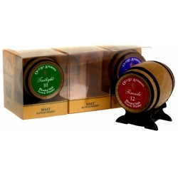Old St. Andrews Par Barrels Tasting Set 3x0,05L