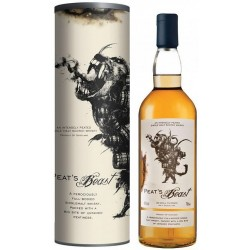 Peat's Beast Cask Strength Single Malt Whiskey 0,7L