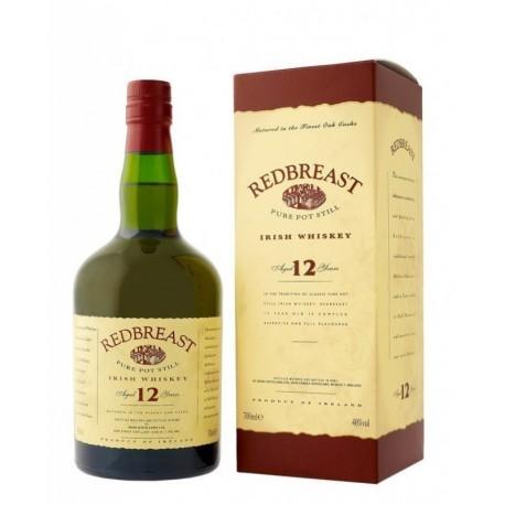 Redbreast Old Pot Still Single Malt Whiskey 12 let 0,7L