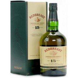 Redbreast Old Pot Still Single Malt Whiskey 15 let 0,7L
